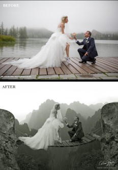 BEFORE AFTER FILTER