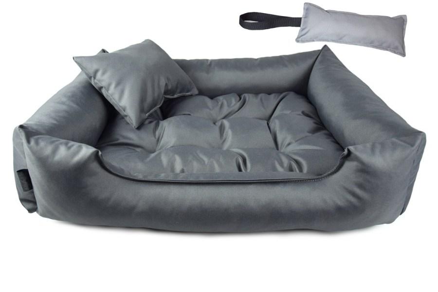 Antyalergiczna kanapa Classic z wyjmowaną poduszką + zabawka gratis