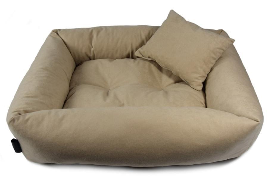 Sofa Comfort – antyalergiczne legowisko dla małego psa, kota