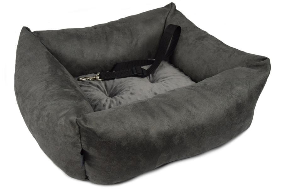 Fotelik samochodowy dla psa / kota PREMIUM z minky