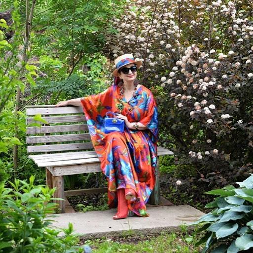 mylife ootd outfitoftheday wiw today chic colorful mididress modnapolkapl stylovepolkihellip