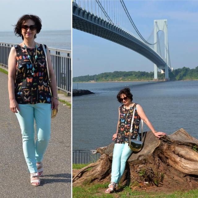 fashionlook fashionblog nyc wiwt ootd fashion kobieta women whataview mystylehellip