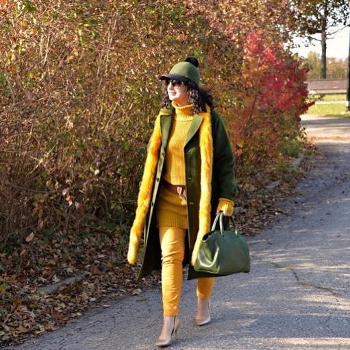fashionstyle woman stylovepolki modnapolka moda zara zarawoman coat autumn todayhellip