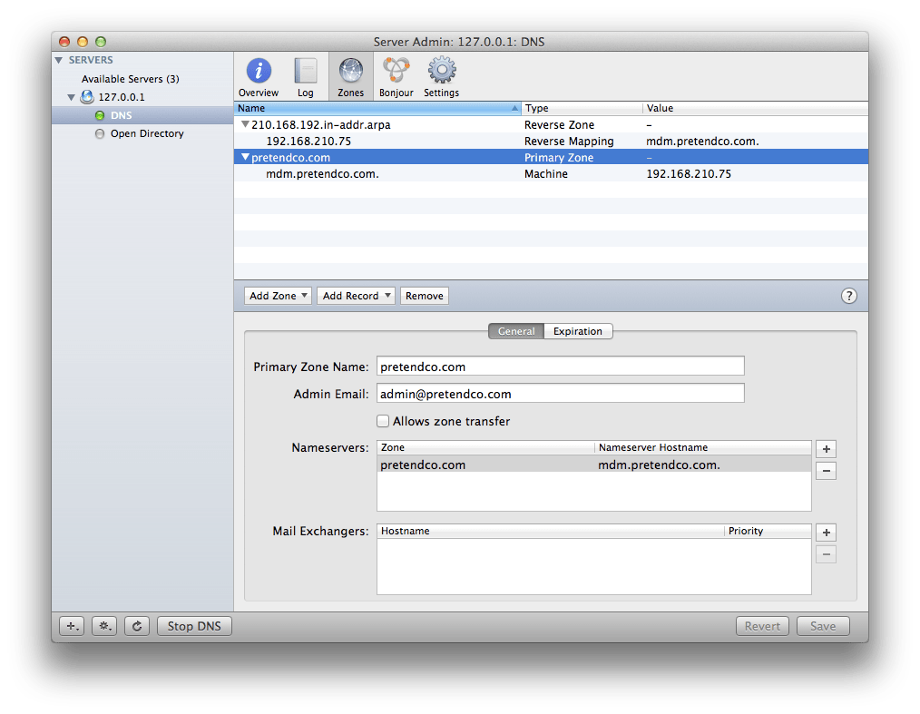 Setting Up Profile Manager in Lion Server - krypted