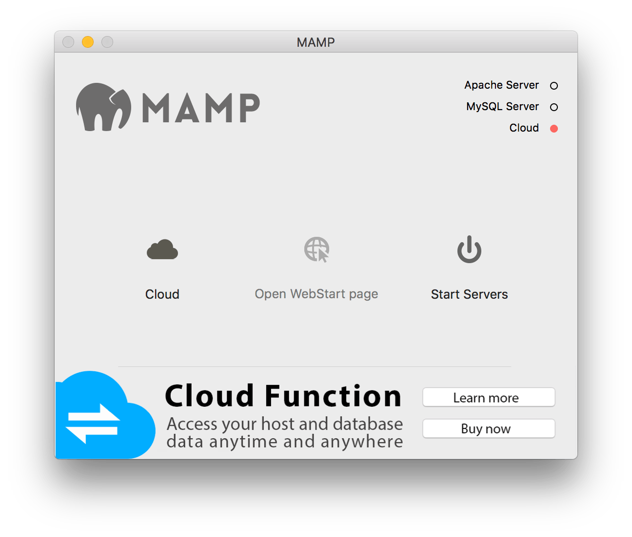 Replace macOS Server Web Services with MAMP - krypted