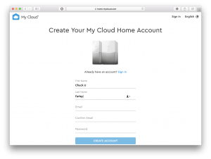 Replace Time Machine Server on macOS Server with WD's