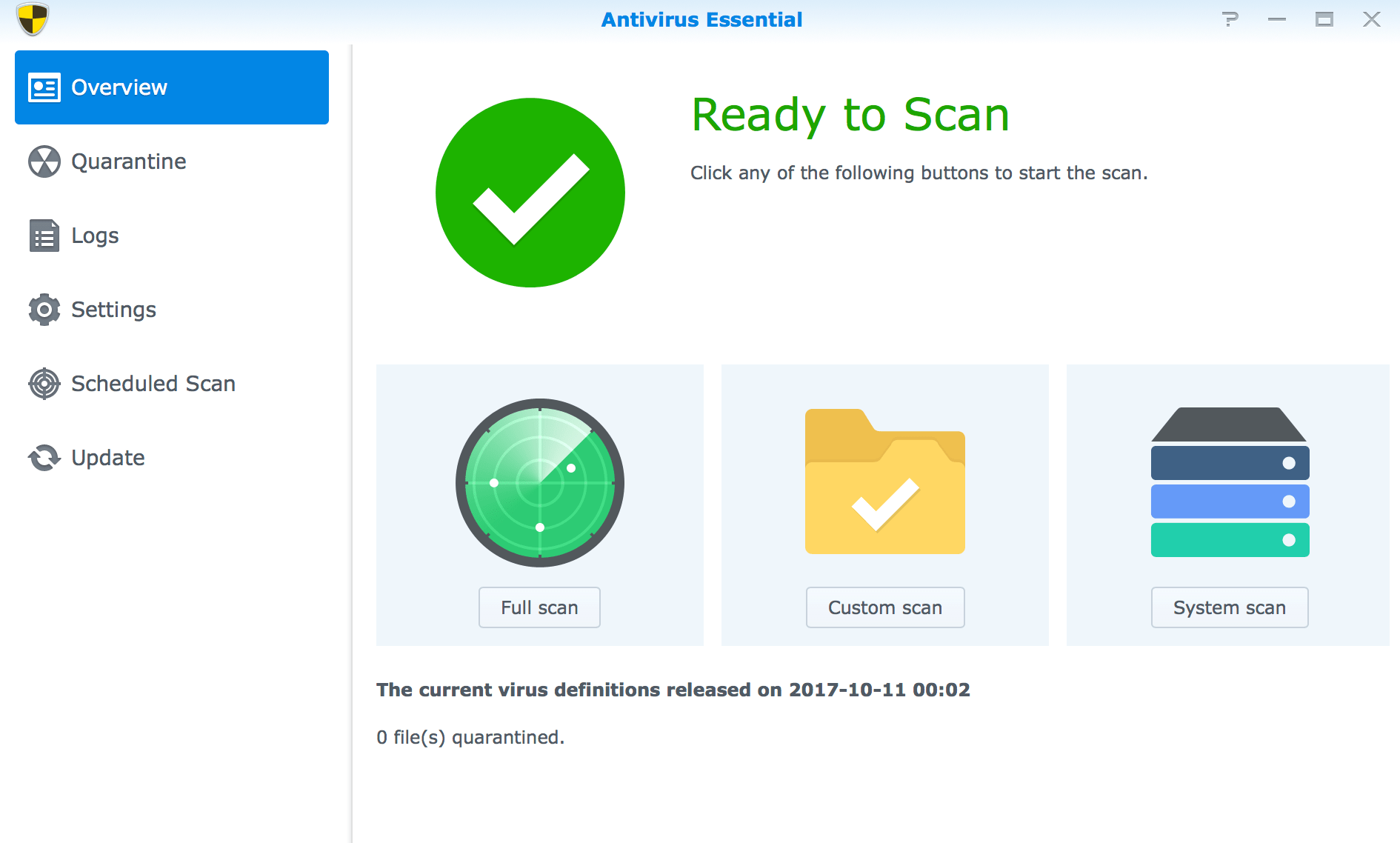 Add Antivirus To Your Synology - krypted