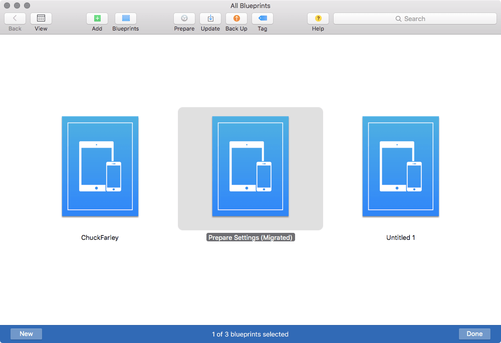 Using apple configurator 2 blueprints to manage ios devices right click on the blueprint here youll have a number of options as you can see below you can then add apps for more on adding apps see this page malvernweather Choice Image