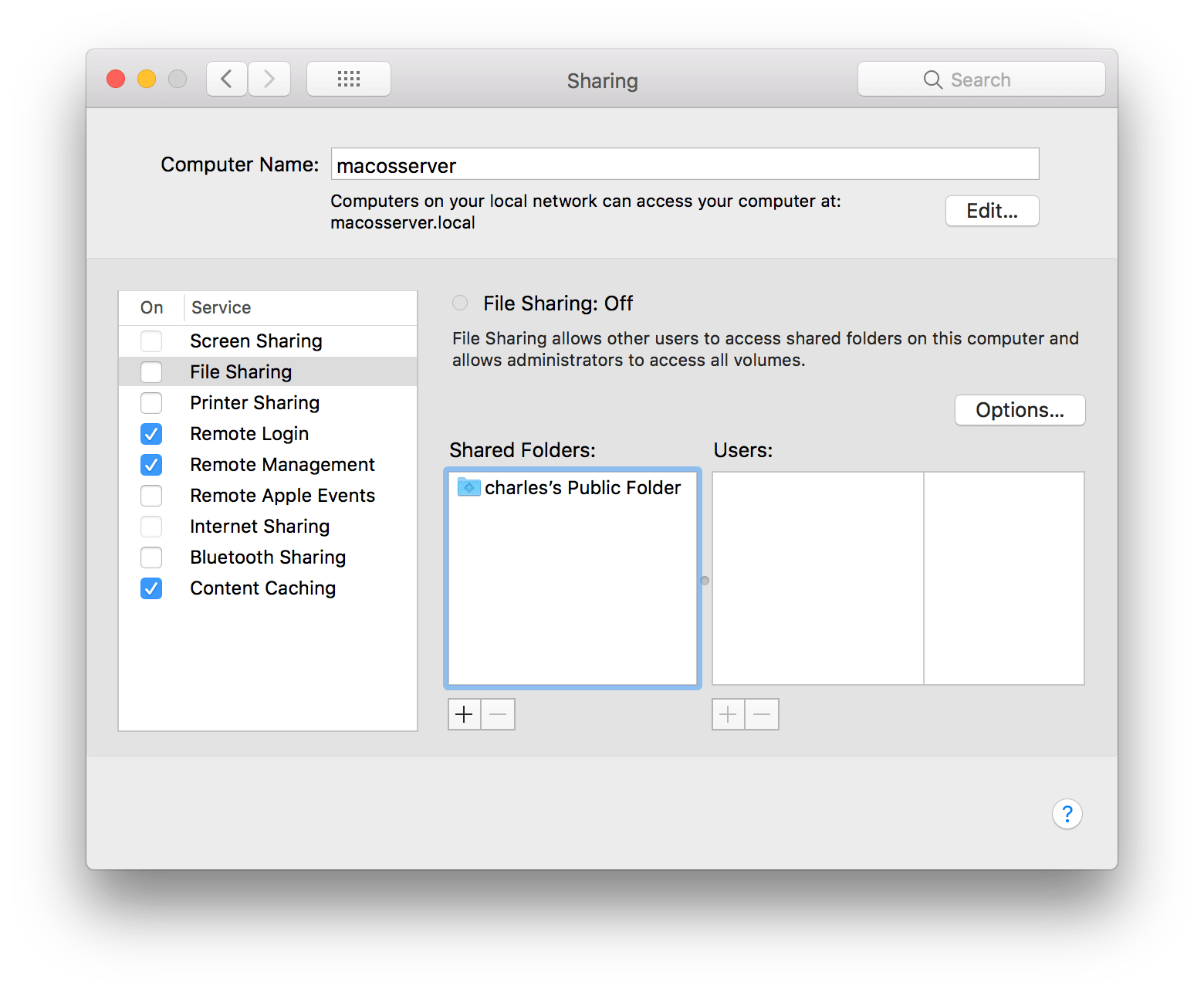 how to create a folder on mac high sierra