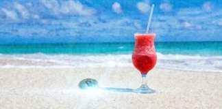 Beach-summer-btc-bitcoin