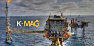 Nórsko ropa, ťažba