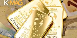 rezervy zlata, zlato