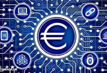 ECB blockchain eurocoin euro ecb eú