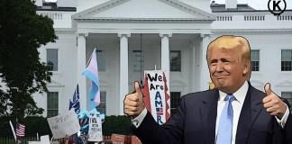 George Floyd protest v usa koronavirus ekonomikcka kriza