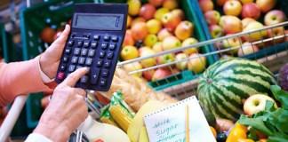 ceny potraviny