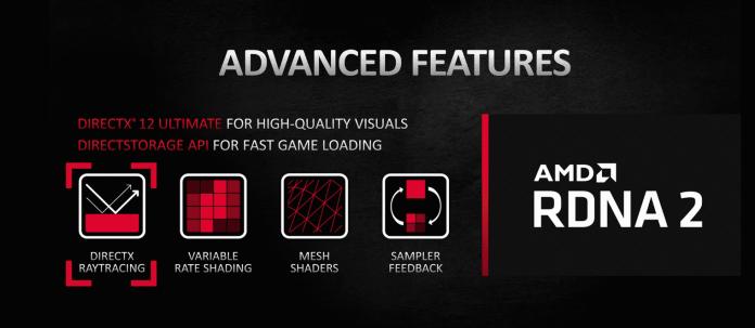 AMD Radeon 6000 ray tracing