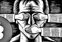 cenzura transakcii bitcoinu
