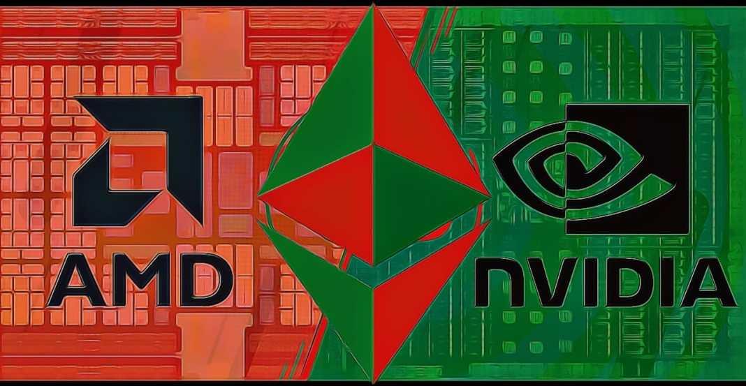 Nvidia vs. AMD Ethereum mining