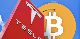 Tesla a Bitcoin