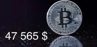 Bitcoin ATH 47 565 $