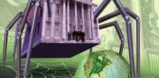 Americký fed vyciciava celý svet