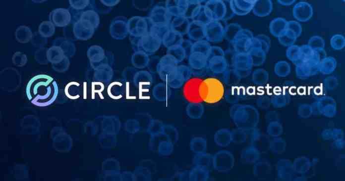 Spolupráce Circle - Mastercard. Zdroj: Google