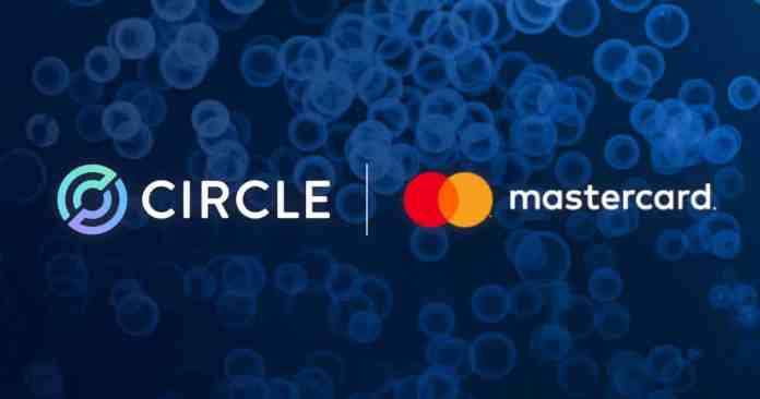 Spolupráca Circle - Mastercard. Zdroj: Google