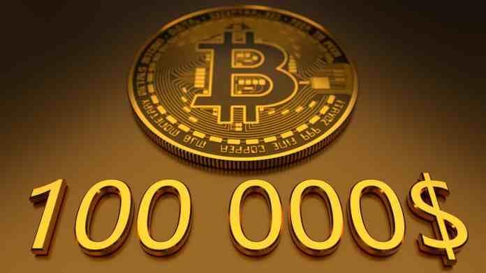 Bitcoin do polroka na 100k