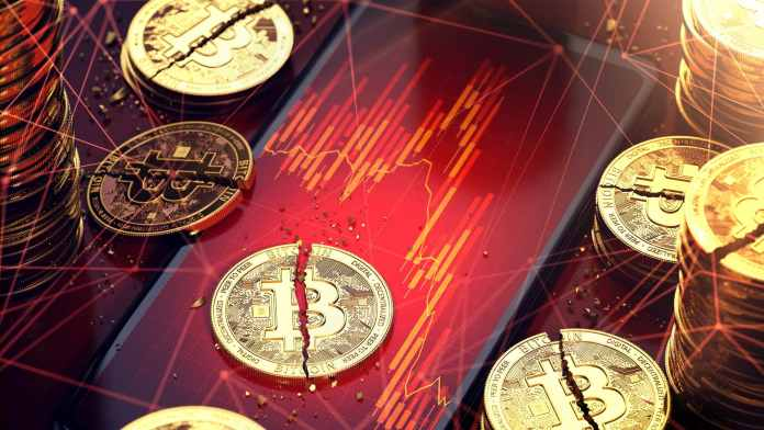 BTC analysis - the price fell by up to 19% in a single trading day!