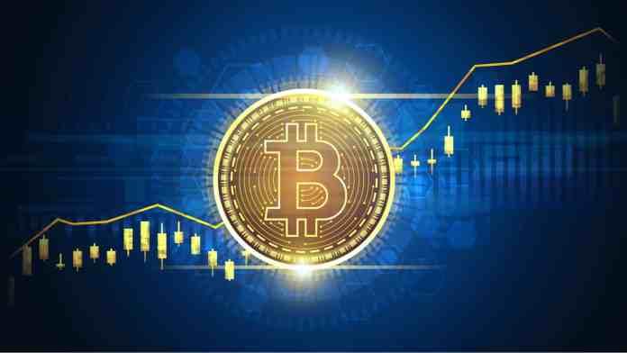 Bitcoin porastie