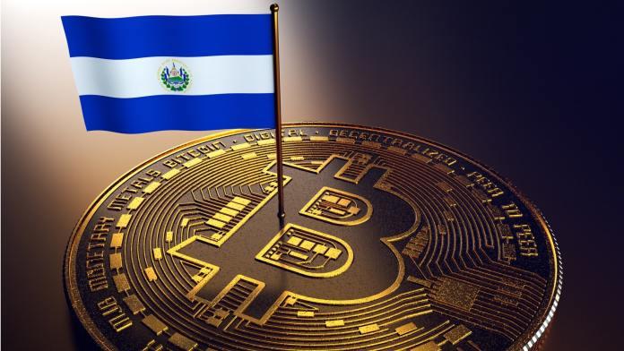 Salvadoran experiment with BTC