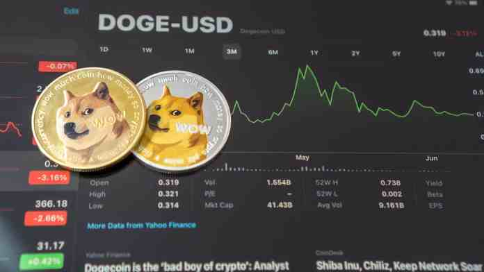 Dogecoin with changes