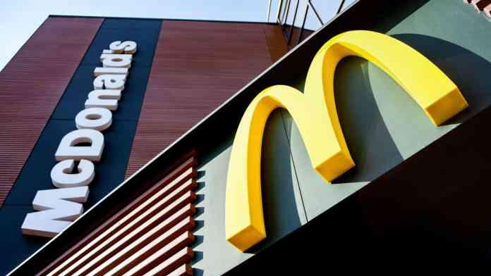 McDonald's publishes NFT