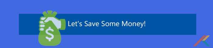 Let's Save Some Money!  BLOGS! The Best Thing For Your Business banner4