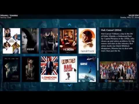 الإصدار الجديد كودي 17 و كيفية تثبيت اضافات لمشاهدة الأفلام و القنوات والمزيد kodi Krypton
