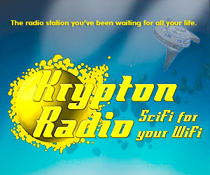 Krypton Radio - it's Sci-Fi for your Wi-Fi!