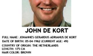 Missing Person - John De Corte
