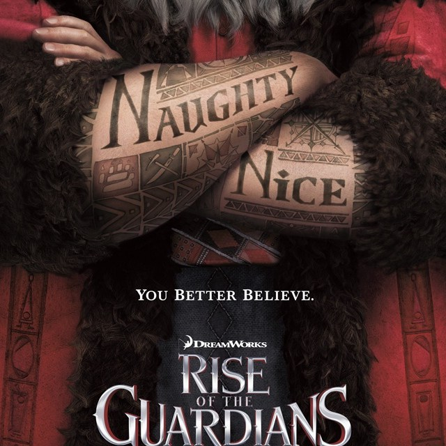 Video of the Day: RISE OF THE GUARDIANS Trailer