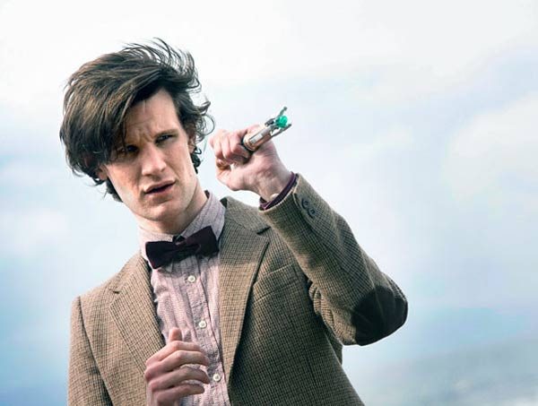 Video Of The Day: Doctor Who Season 7 Prequel, 'Pond Life'