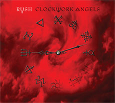 RUSH Goes Steampunk With CLOCKWORK ANGELS