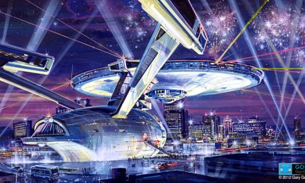 The Las Vegas Starship Enterprise That Would Have Been