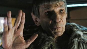 Leonard Nimoy's 'Spock' May Return In STAR TREK 2