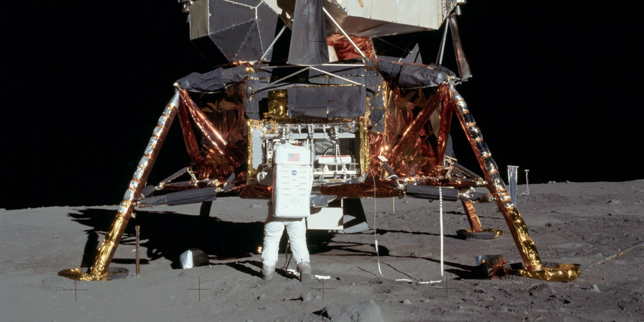 Apollo 11 Lands On Moon – 43 Years Ago Today