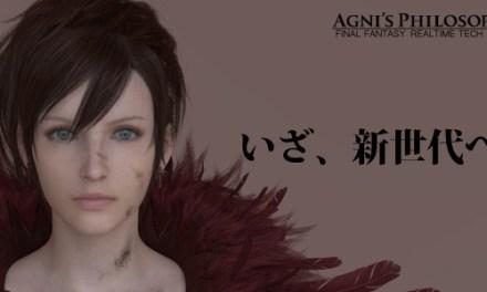 Agni's Philosophy – Final Fantasy RealTime Tech Demo