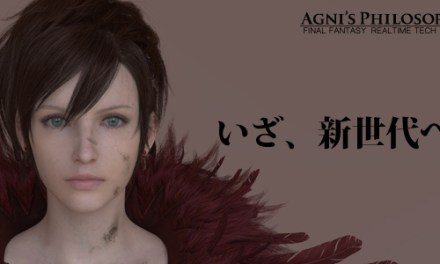 Agni's Philosophy – Final Fantasy RealTime Tech Demo
