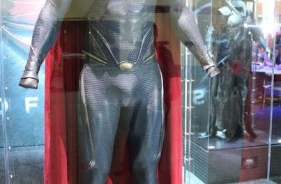 'Man Of Steel' Suit Points To Deeper Problems