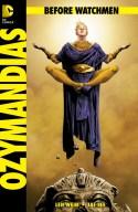 Jim Lee's cover for Len Wein and Jae Lee's OZYMANDIAS #1