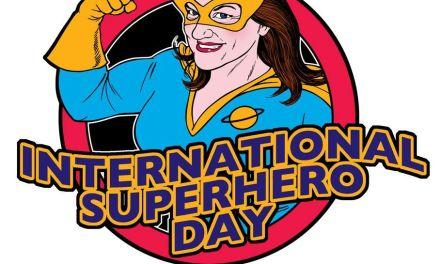 First International Superhero Day August 4, Pauls Valley OK