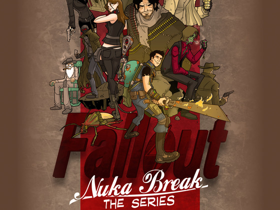 Krypton Radio Video Of the Day!: Fallout: Nuka Break the series – Episode One