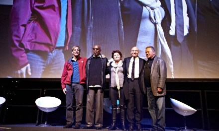 Star Trek London 2012 Kicks Off With All 5 Star Trek Captains